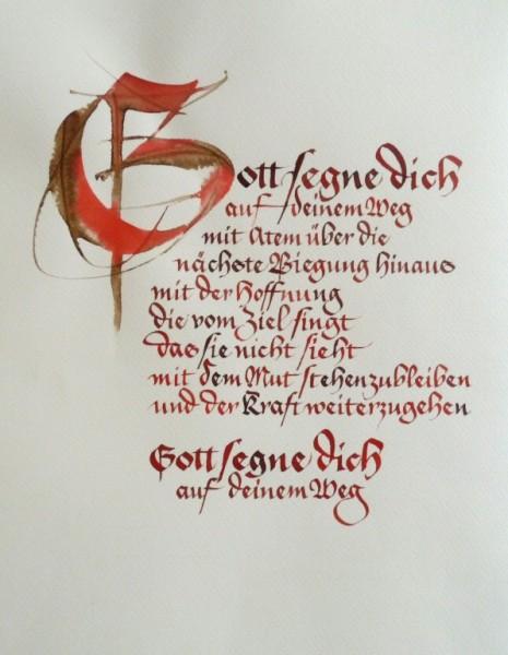 kalligrafie 5 bastarda